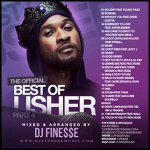 Stream and download The Official Best Of Usher 4