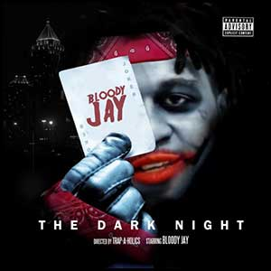 The Dark Night mixtape graphics