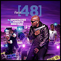 The First 48 mixtape graphics