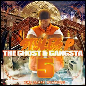 The Ghost and Gangsta 5 Mixtape Graphics