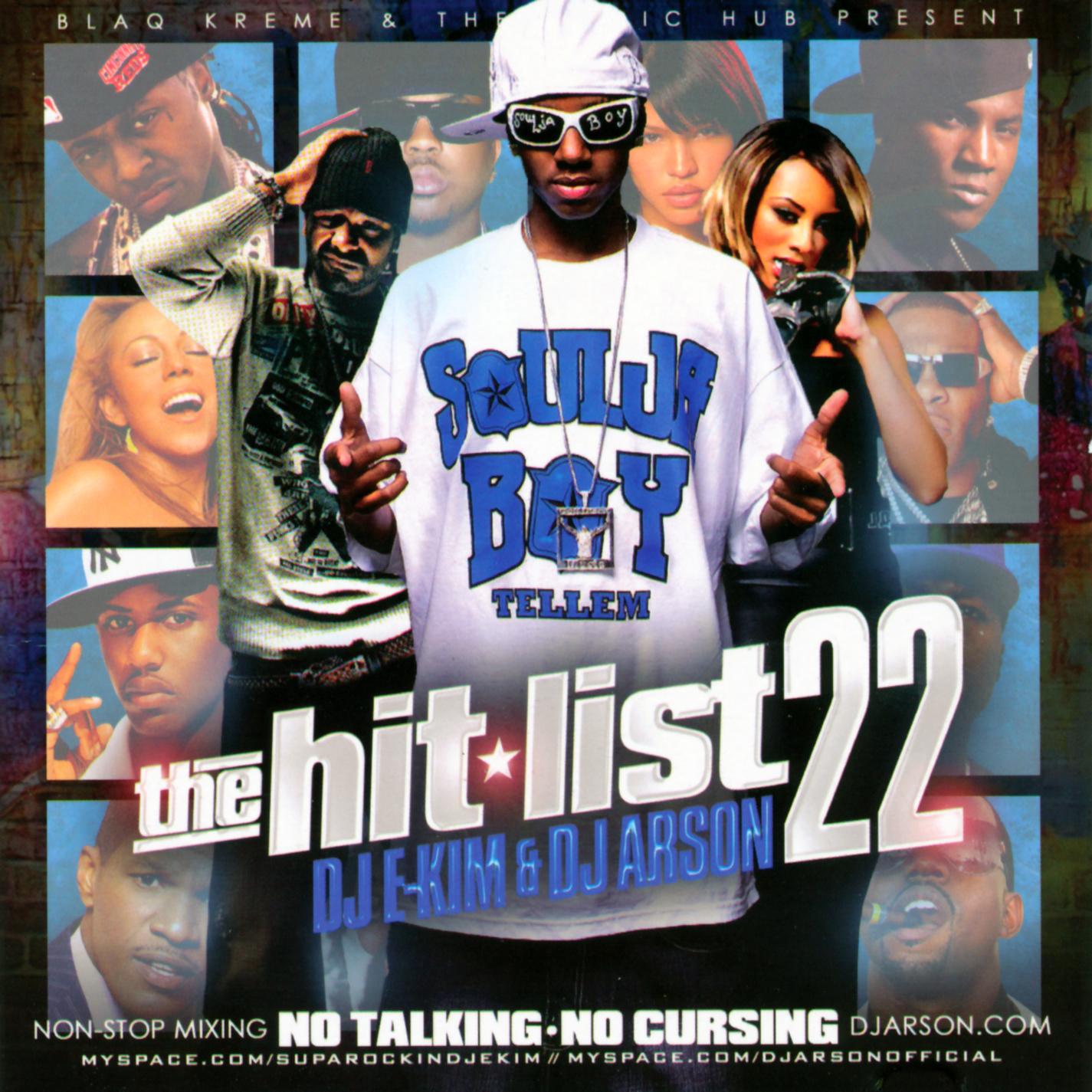 DJ Arson - The Hit List 22 | Buymixtapes com