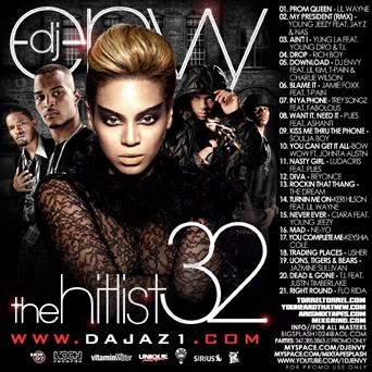 DJ Envy - The Hitlist 32 | Buymixtapes com