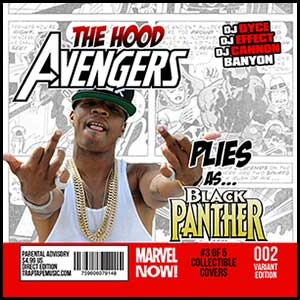 The Hood Avengers Black Panther
