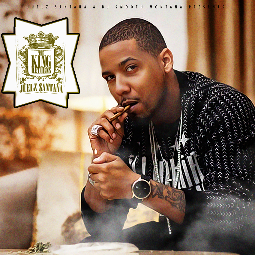 juelz santana the king returns buymixtapescom