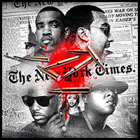 The New York Times mixtape graphics