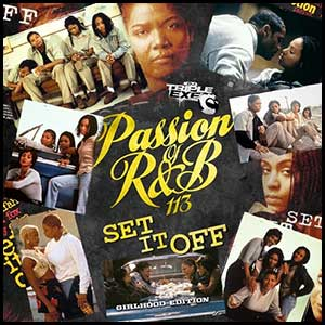 The Passion Of RnB 113 Mixtape Graphics
