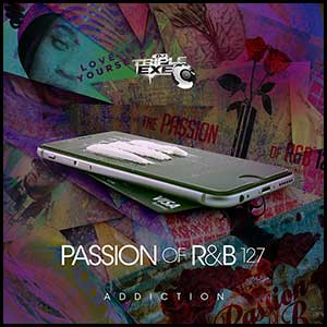 The Passion Of RnB 127 Mixtape Graphics