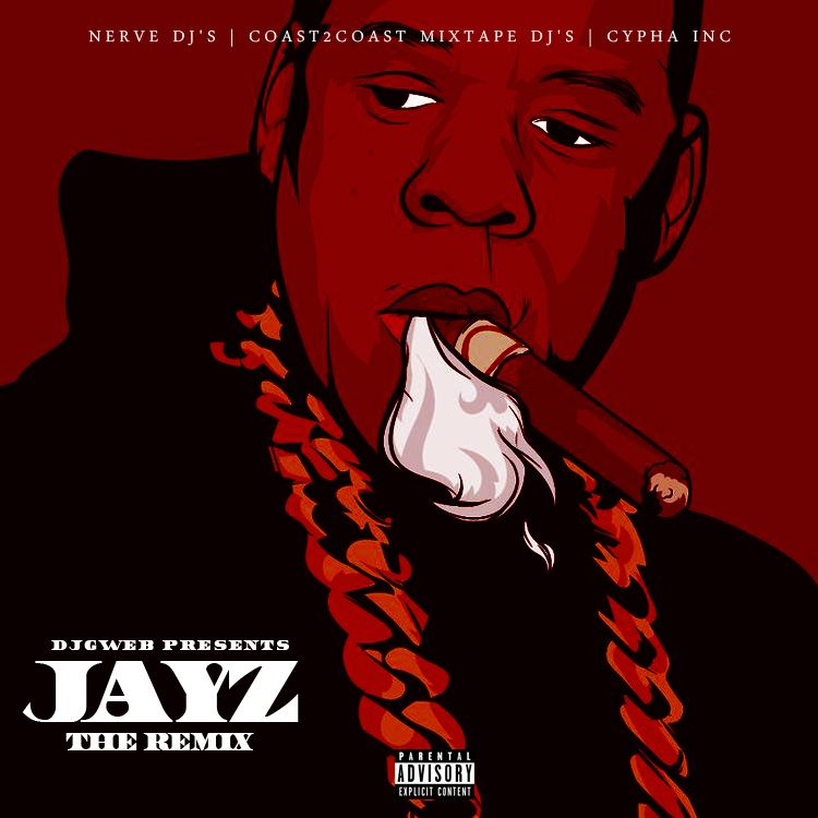 Dj gweb jay z the remix buymixtapes jay z the remix malvernweather Image collections