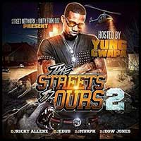 The Streets Is Ours 2 mixtape graphics