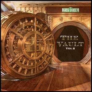 The Vault 2 Mixtape Graphics