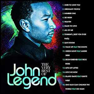 Stream and download The Very Best Of John Legend