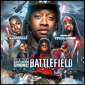 This That Southern Smoke Battlefield
