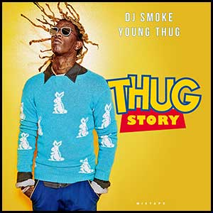 Thug Story Mixtape Graphics