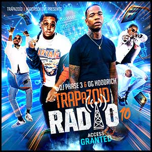 Trapazoid Radio 10 Access Granted