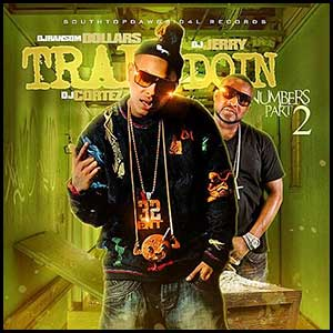 Trap Doin Numbers 2 Mixtape Graphics