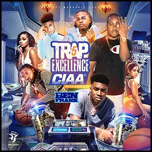 Trap Excellence 5 Mixtape Graphics