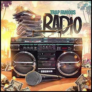 Trap Famous Radio Mixtape Graphics