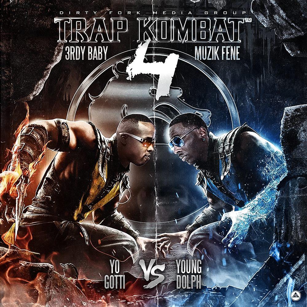 3rdy Baby - Trap Kombat 4 Yo Gotti VS Young Dolph