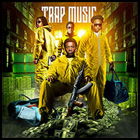 Trap Music August 2K14 Edition mixtape graphics