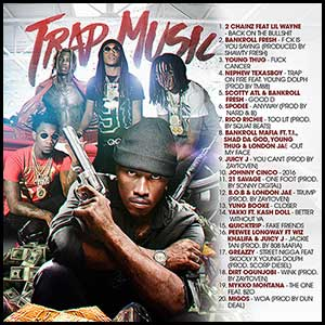 Trap Music February 2K16 Edition