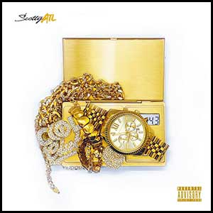 Trappin Gold Mixtape Graphics