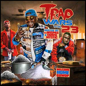 Trap Wars 23 Mixtape Graphics