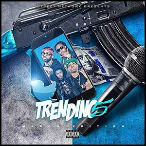 Trending 5 March Edition Mixtape Graphics