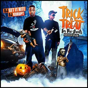 Trick Or Treat For The Streets