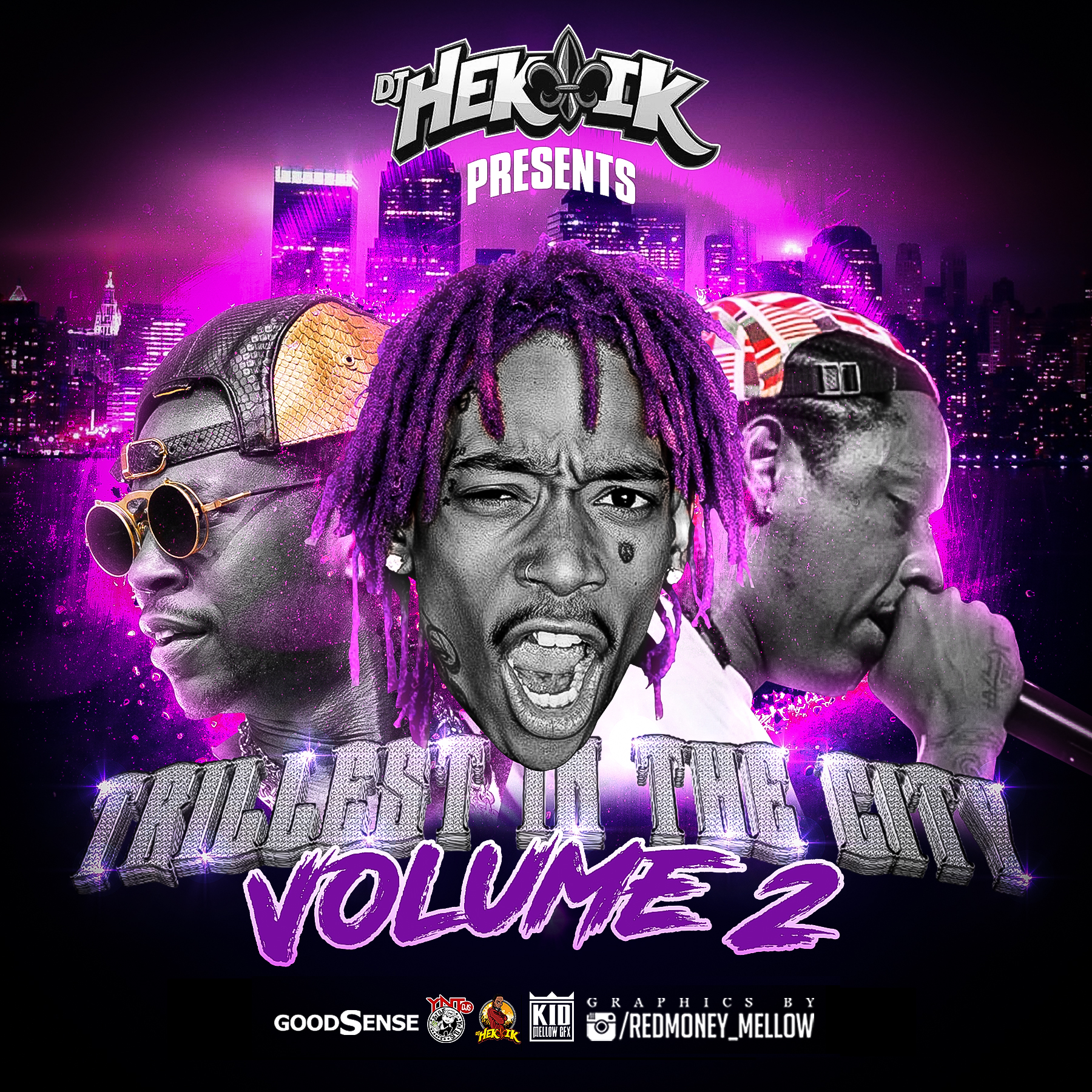 DJ Hektik - Trillest In The City 2 | Buymixtapes com