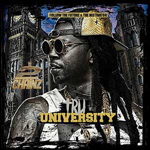 Tru University mixtape graphics