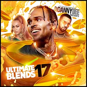 Ultimate Blends 17 Mixtape Graphics