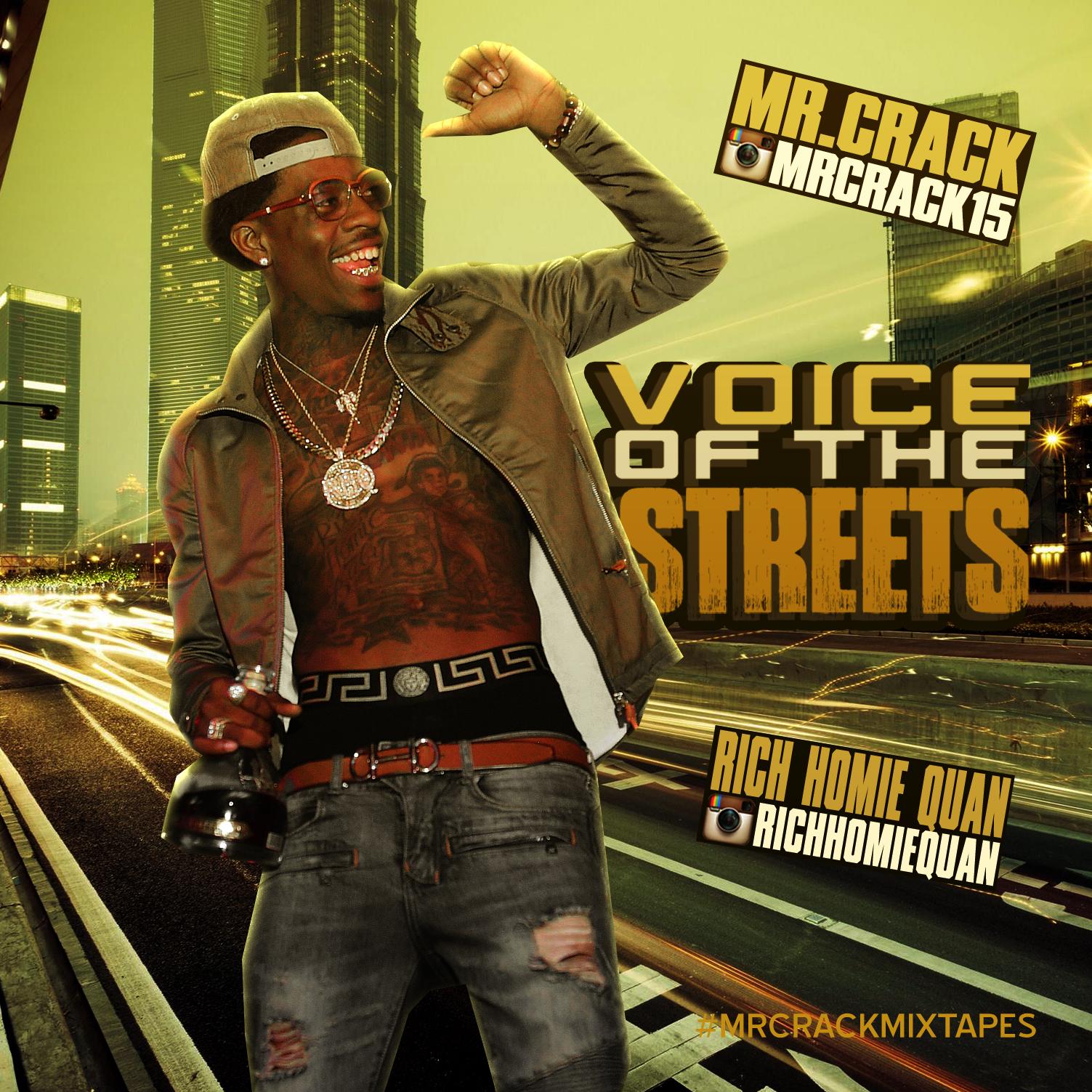 Rich Homie Quan - Voice Of The Streets 2 | Buymixtapes com