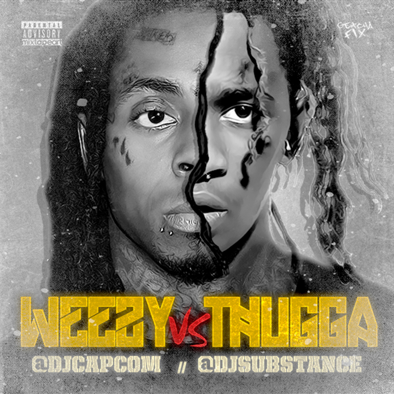 DJ Capcom - Weezy VS Thugga | Buymixtapes.comGangster Elmo Vs Lil Wayne