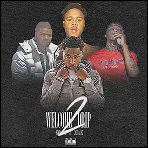 Welcome 2 Drip End Of A Decade Mixtape Graphics