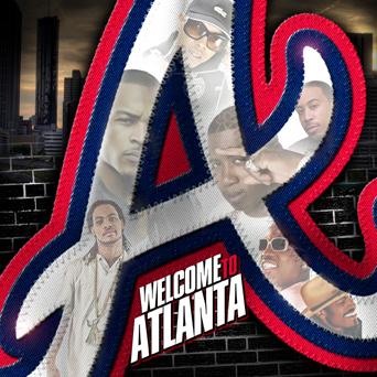 Various DJs - Welcome To Atlanta   Buymixtapes com