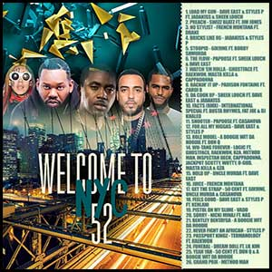 Welcome To NYC 52 Mixtape Graphics