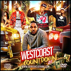 Westcoast Countdown 25