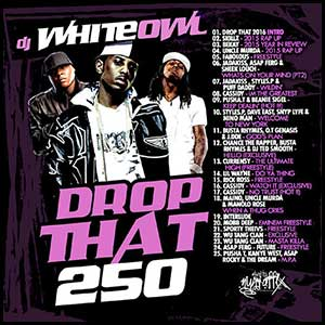 White Owl Drop That 250