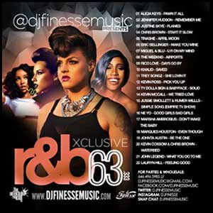 Stream and download Xclusive RnB 63.333