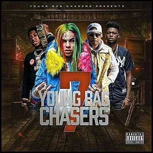 Young Bag Chasers 7 Mixtape Graphics