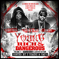 Young Rich and Dangerous Volume 1