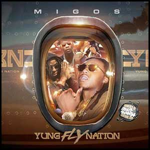 Yung Fly Nation mixtape graphics